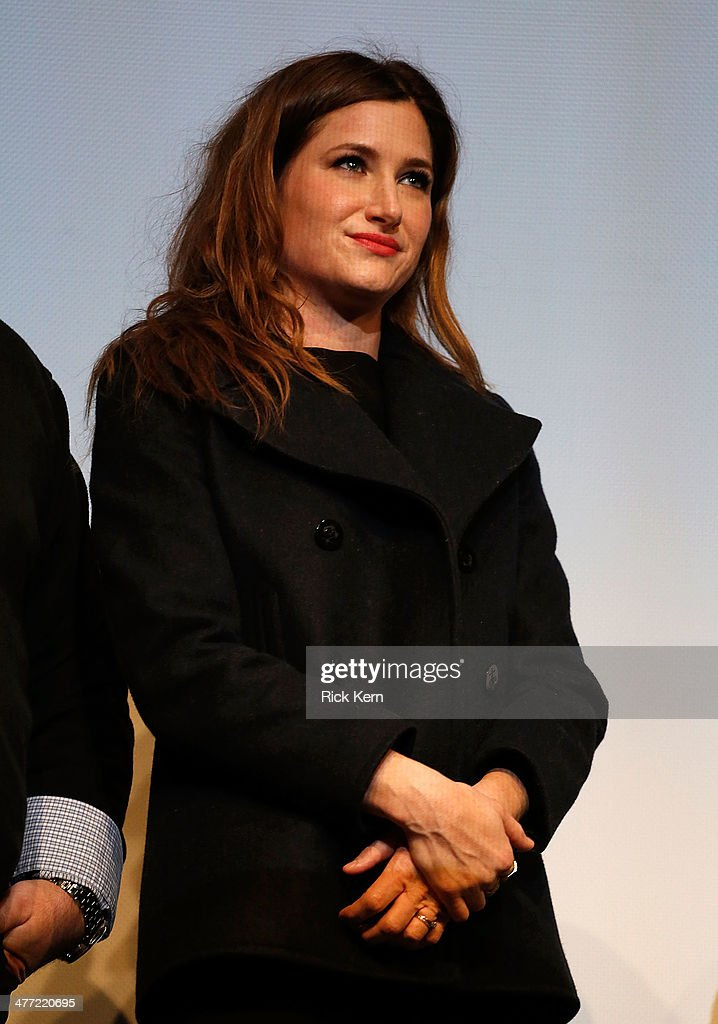 Actress <a gi-track='captionPersonalityLinkClicked' href=/galleries/search?phrase=Kathryn+Hahn&family=editorial&specificpeople=221548 ng-click='$event.stopPropagation()'>Kathryn Hahn</a> attends the SXSW Red Carpet Screening Of Focus Features' 'Bad Words' on March 7, 2014 in Austin, Texas.