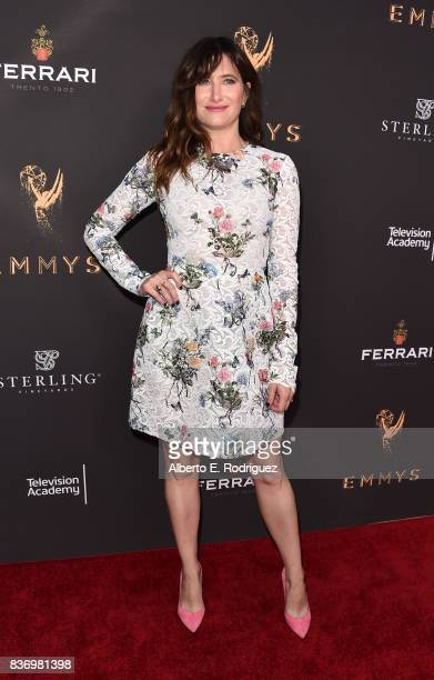 Actress Kathryn Hahn attends the Television Academy's Performers Peer Group Celebration at The Montage Beverly Hills on August 21 2017 in Beverly...