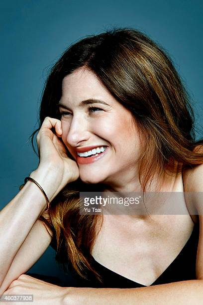 Actress Kathryn Hahn is photographed at the Toronto Film Festival for Variety on September 6 2014 in Toronto Ontario