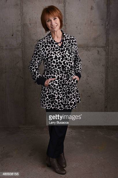 Actress Kathy Baker from 'Boulevard' poses for the Tribeca Film Festival Getty Images Studio on April 21 2014 in New York City