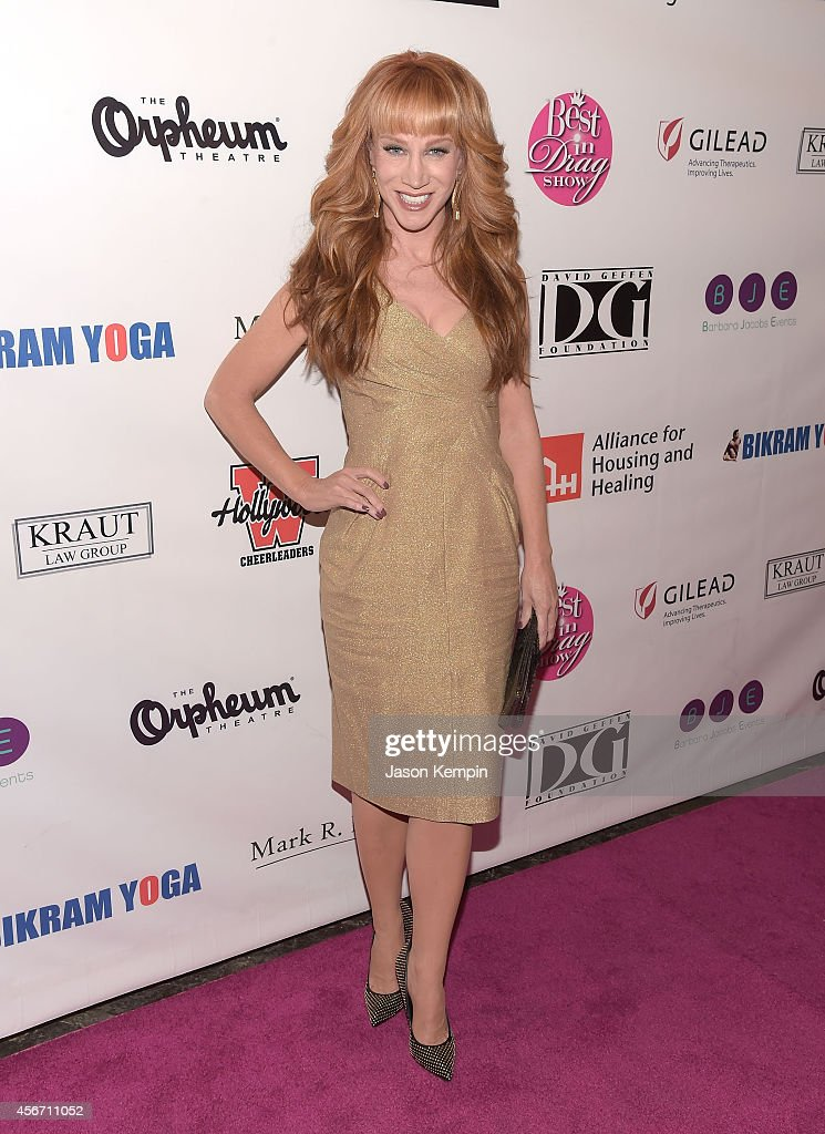 Actress kathy griffin legs