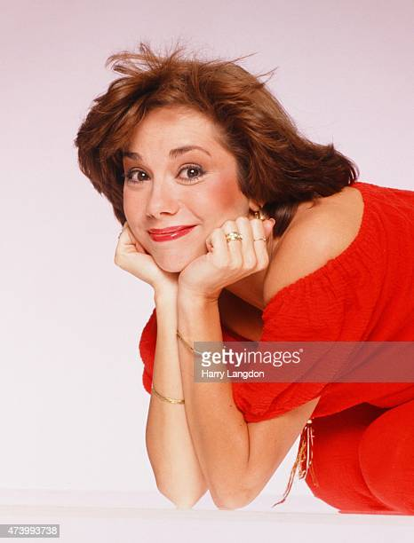 Actress Kathy Lee Gifford poses for a portrait in 1981 in Los Angeles California