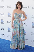 Actress Katie Aselton arrives at the 2016 Film Independent Spirit Awards on February 27 2016 in Los Angeles California