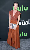 Actress Katie Aselton arrives at the premiere of Hulu's 'Casual' Season 2 at ArcLight Hollywood on June 6 2016 in Hollywood California