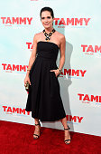 Actress Katie Aselton arrives at the Premiere of Warner Bros Pictures' 'Tammy' at TCL Chinese Theatre on June 30 2014 in Hollywood California