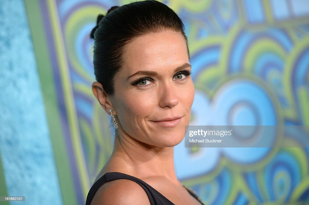 Actress Katie Aselton attends HBO's Annual Primetime Emmy Awards Post Award Reception at The Plaza at the Pacific Design Center on September 22, 2013 in Los Angeles, California.