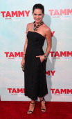 Actress Katie Aselton attends the premiere of Warner Bros Pictures' 'Tammy' at TCL Chinese Theatre on June 30 2014 in Hollywood California