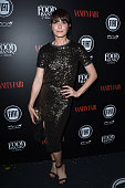 Actress Katie Aselton attends Vanity Fair and FIAT Young Hollywood Celebration at Chateau Marmont on February 23 2016 in Los Angeles California