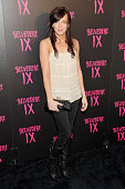 Actress Katie Cassidy arrives at the 'Belvedere IX' Launch at MyHouse on February 5 2009 in Hollywood California