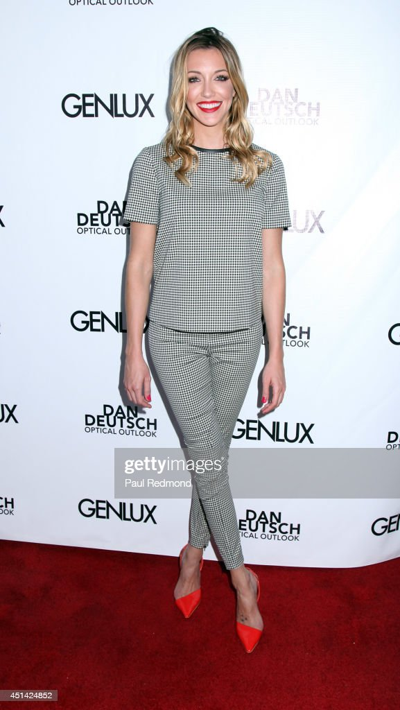Actress <a gi-track='captionPersonalityLinkClicked' href=/galleries/search?phrase=Katie+Cassidy&family=editorial&specificpeople=569891 ng-click='$event.stopPropagation()'>Katie Cassidy</a> attending the Genlux <a gi-track='captionPersonalityLinkClicked' href=/galleries/search?phrase=Katie+Cassidy&family=editorial&specificpeople=569891 ng-click='$event.stopPropagation()'>Katie Cassidy</a> Cover party on June 28, 2014 in Los Angeles, California.