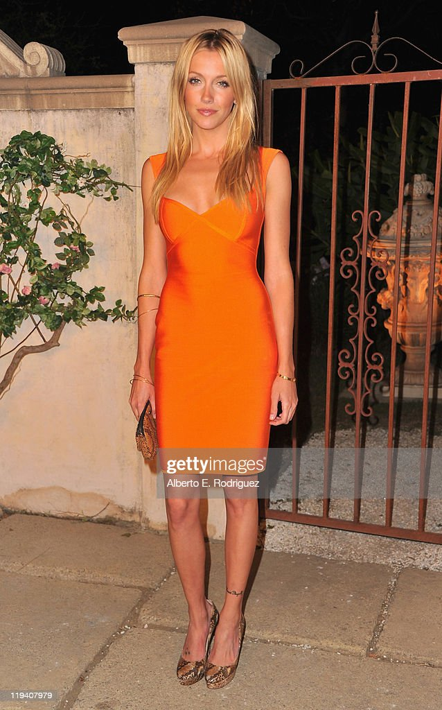 Actress Katie Cassidy attends MIU MIU presents Lucrecia Martel's 'Muta' on July 19, 2011 in Beverly Hills, California.