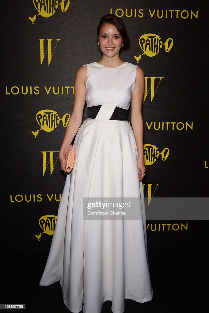 Actress Katie Chang attends The Bling Ring Party hosted by Louis Vuitton during The 66th Annual Cannes Film Festival at Club d'Albane/JW Marriott on May 16, 2013 in Cannes, France.