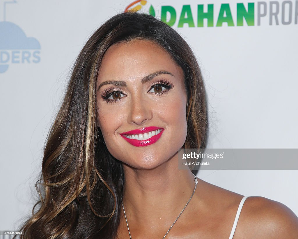 Actress <a gi-track='captionPersonalityLinkClicked' href=/galleries/search?phrase=Katie+Cleary&family=editorial&specificpeople=583482 ng-click='$event.stopPropagation()'>Katie Cleary</a> attends the Dream Builders project's 'A Brighter Future For Children' benefit at H.O.M.E. on March 15, 2014 in Beverly Hills, California.