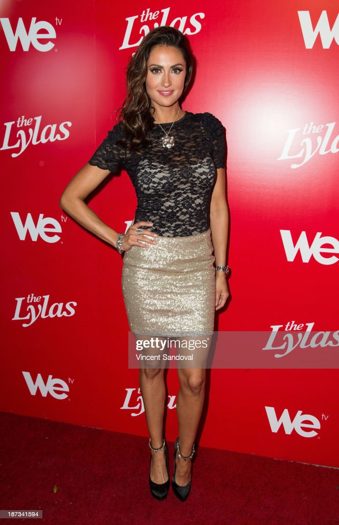 Actress Katie Cleary attends WE tv's premiere party for 'The LYLAS' at Warwick on November 7, 2013 in Hollywood, California.