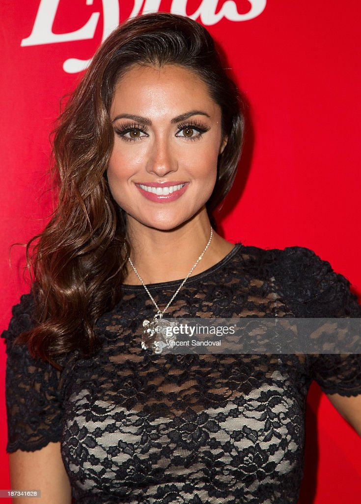 Actress <a gi-track='captionPersonalityLinkClicked' href=/galleries/search?phrase=Katie+Cleary&family=editorial&specificpeople=583482 ng-click='$event.stopPropagation()'>Katie Cleary</a> attends WE tv's premiere party for 'The LYLAS' at Warwick on November 7, 2013 in Hollywood, California.