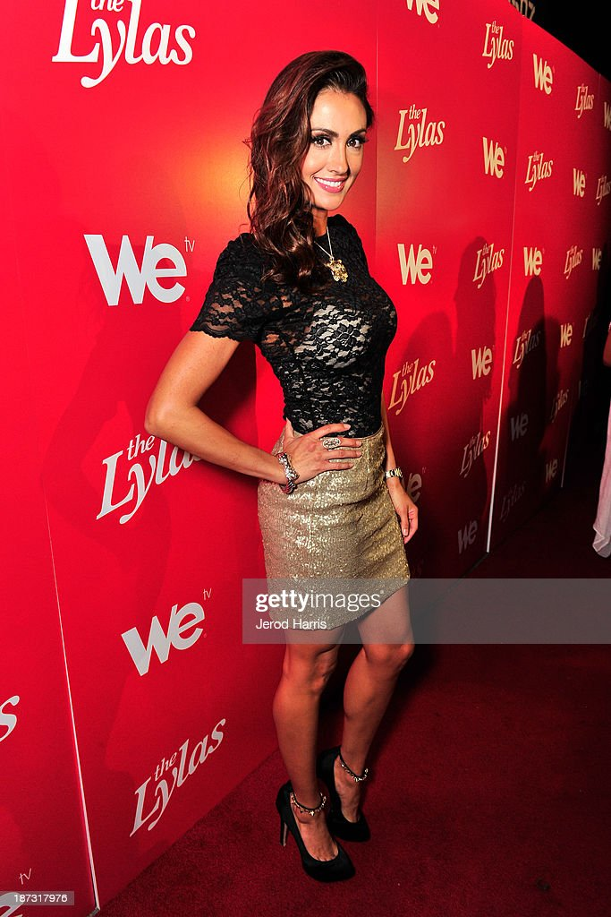 Actress <a gi-track='captionPersonalityLinkClicked' href=/galleries/search?phrase=Katie+Cleary&family=editorial&specificpeople=583482 ng-click='$event.stopPropagation()'>Katie Cleary</a> is seen at WE tv's Celebration for The Premiere Of It's Newest Series 'The LYLAS' at the Warwick on November 7, 2013 in Hollywood, California.