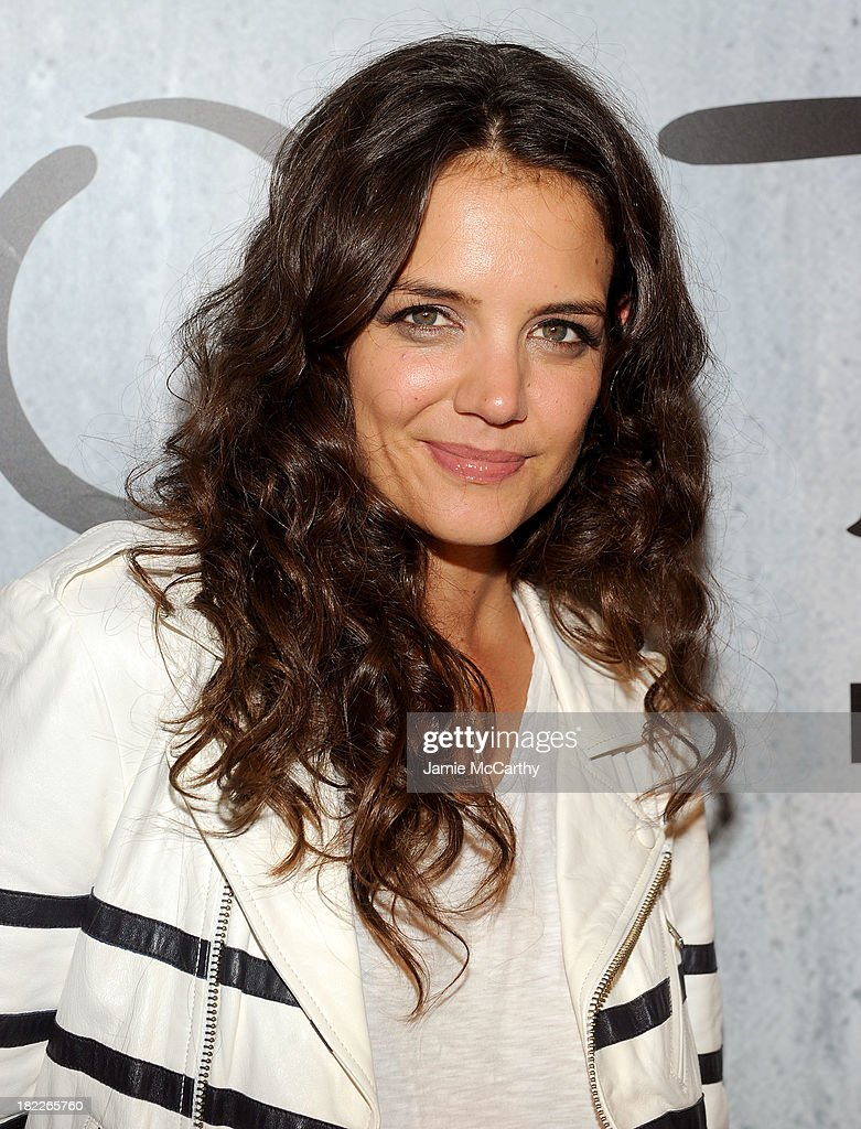 Actress Katie Holmes attends TAO Downtown Grand Opening on September 28, 2013 in New York City.
