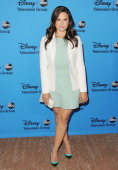 Actress Katie Lowes arrives at the Disney/ABC Party 2013 Television Critics Association's Summer Press Tour at The Beverly Hilton Hotel on August 4...
