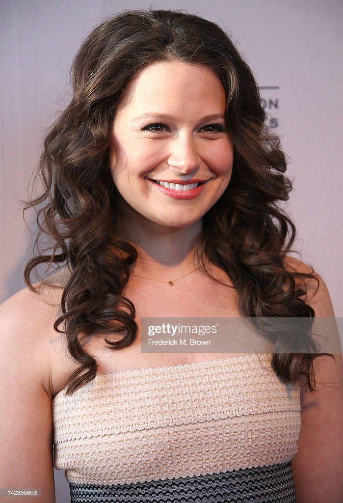 Actress Katie Lowes attends The Academy of Television Arts & Sciences Presents 'Welcome To ShondaLand: An Evening With Shonda Rhimes & Friends' at the Leonard H. Goldenson Theatre on April 2, 2012 in North Hollywood, California.