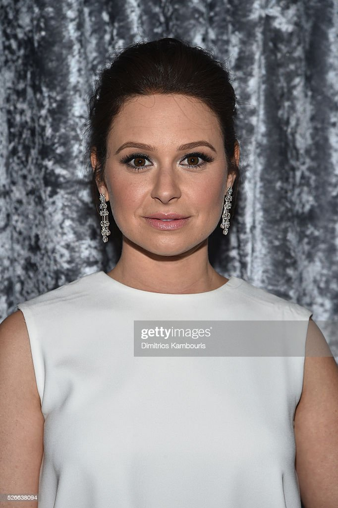 Actress <a gi-track='captionPersonalityLinkClicked' href=/galleries/search?phrase=Katie+Lowes&family=editorial&specificpeople=5527804 ng-click='$event.stopPropagation()'>Katie Lowes</a> attends the Yahoo News/ABC News White House Correspondents' Dinner Pre-Party at Washington Hilton on April 30, 2016 in Washington, DC.