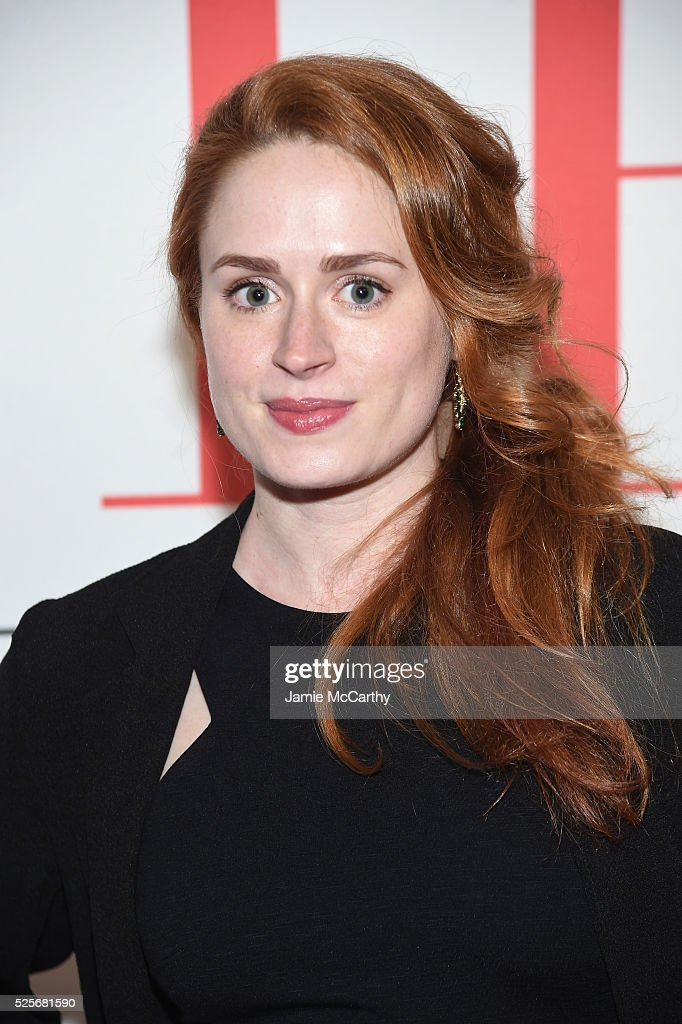 Actress Katie Paxton attends 'The Good Wife' Finale Party at Museum of Modern Art on April 28, 2016 in New York City.