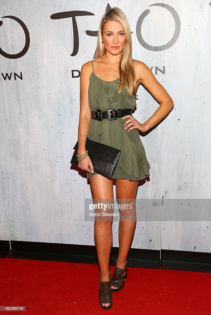 Actress Katrina Bowden attends TAO Downtown Grand Opening on September 28, 2013 in New York City.