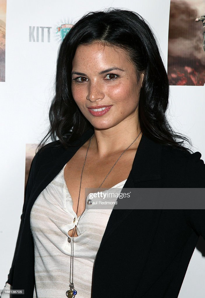 Actress Katrina Law attends the 'Cinco De Gato' charity event at La Descarga on May 5, 2013 in Hollywood, California.