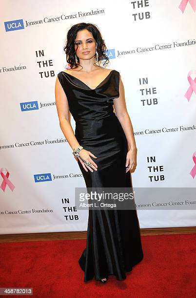 Actress Katrina Law attends TJ Scott's 'In The Tub' Book Party Launch to benefit UCLA's Jonsson Cancer Center for Breast Research hosted by Katrina...