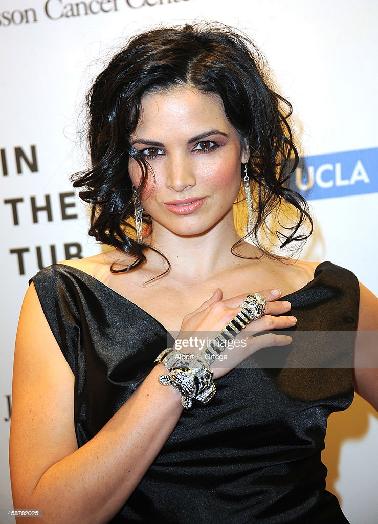 Actress <a gi-track='captionPersonalityLinkClicked' href=/galleries/search?phrase=Katrina+Law&family=editorial&specificpeople=4529605 ng-click='$event.stopPropagation()'>Katrina Law</a> attends TJ Scott's 'In The Tub' Book Party Launch to benefit UCLA's Jonsson Cancer Center for Breast Research hosted by <a gi-track='captionPersonalityLinkClicked' href=/galleries/search?phrase=Katrina+Law&family=editorial&specificpeople=4529605 ng-click='$event.stopPropagation()'>Katrina Law</a> of 'Spartacus' held at Light In Art on December 12, 2013 in Los Angeles, California.