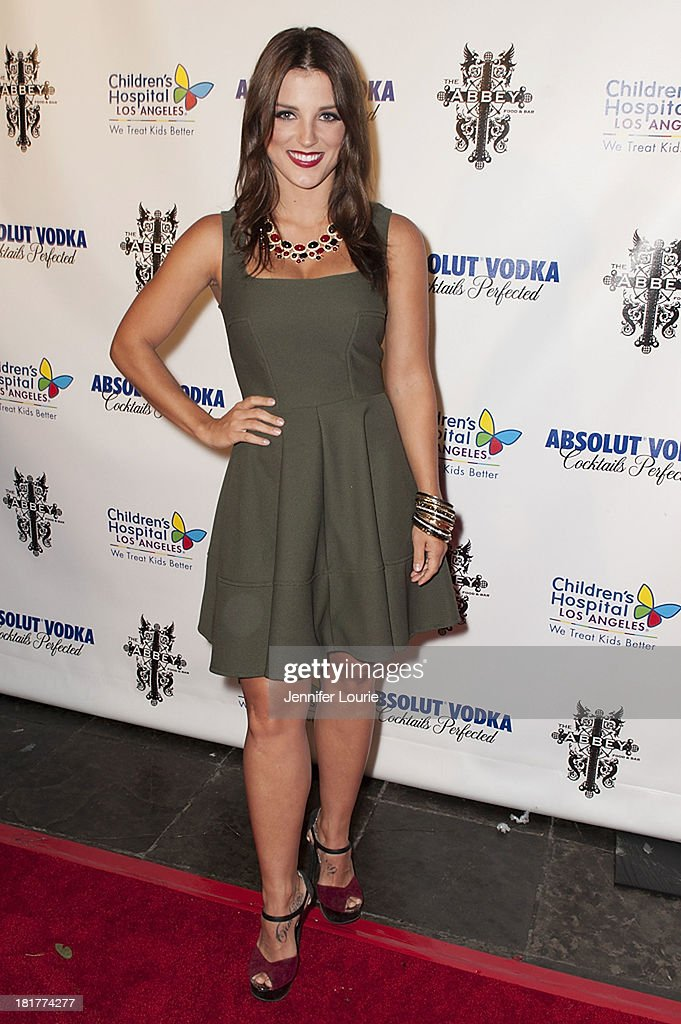 Actress Katrina Norman attends The Abbey's 8th Annual Christmas in September event benefiting The Children's Hospital Los Angeles at The Abbey on September 24, 2013 in West Hollywood, California.