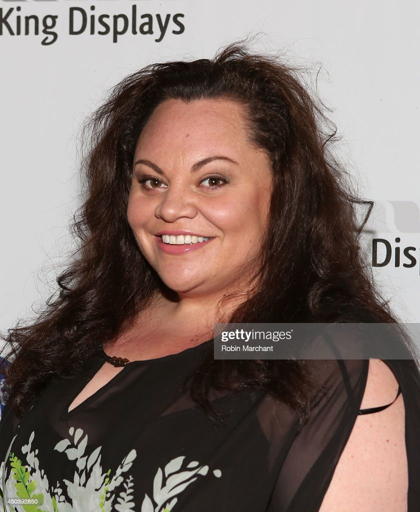 Actress Keala Settle attends the 2014 Theatre World Awards ceremony at Circle in the Square on June 2, 2014 in New York City.