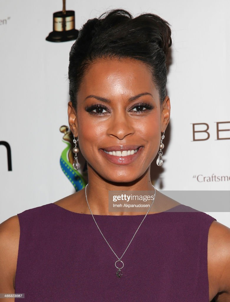 Actress Kearran Giovanni attends the 2013 Women's Image Awards at Santa Monica Bay Womans Club on December 11, 2013 in Santa Monica, California.