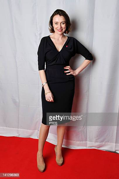 Actress Keeley Hawes attends The Prince's Trust and L'Oreal Paris Celebrate Success Awards at the Odeon Leicester Square on March 14 2012 in London...