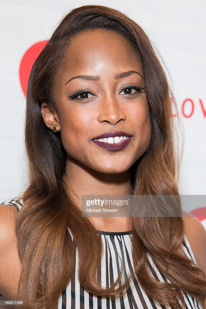 Actress Keenyah Hill attends the 2013 Gala By Love Heals at The Four Seasons Restaurant on March 7, 2013 in New York City.