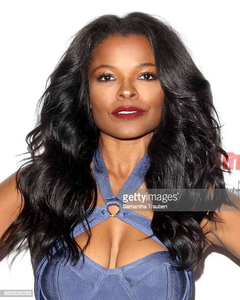 Actress Keesha Sharp attends Concert for America Stand Up Sing Out at Royce Hall on May 24 2017 in Los Angeles California Photo by Samantha...