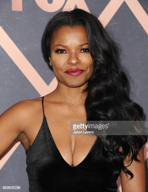 Actress Keesha Sharp attends the FOX Fall Party at Catch LA on September 25 2017 in West Hollywood California