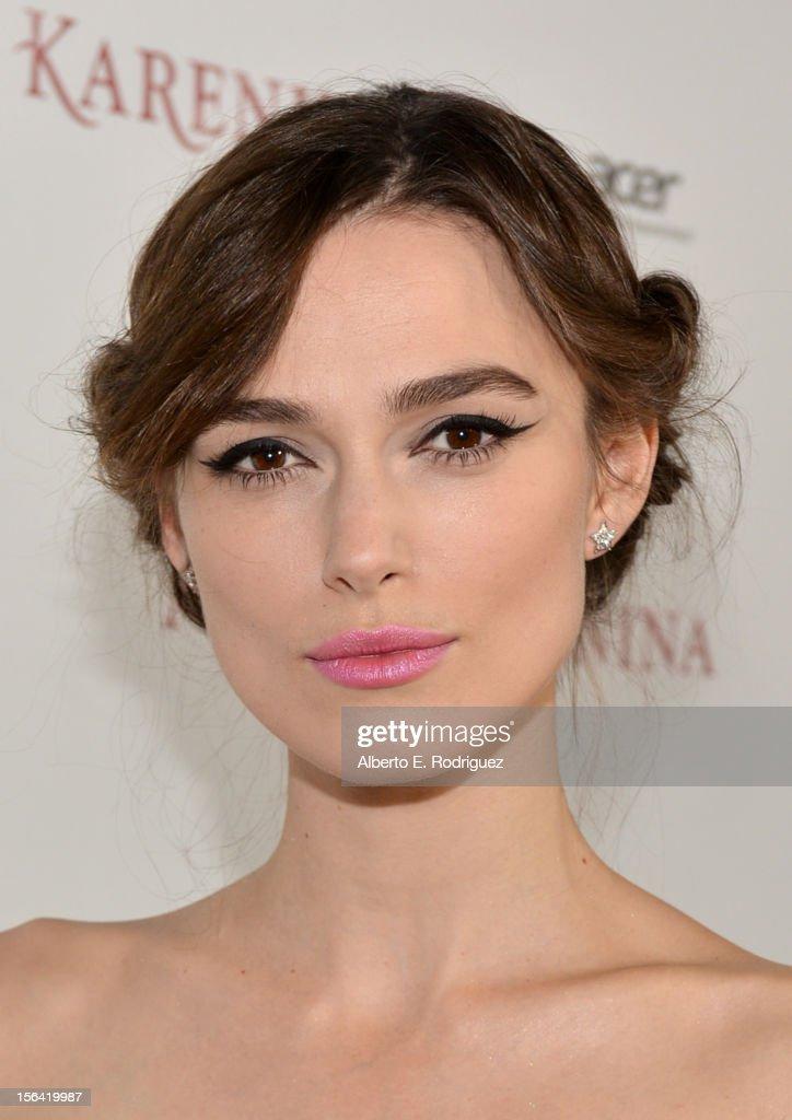 """Premiere Of Focus Features' """"Anna Karenina"""" - Red Carpet"""