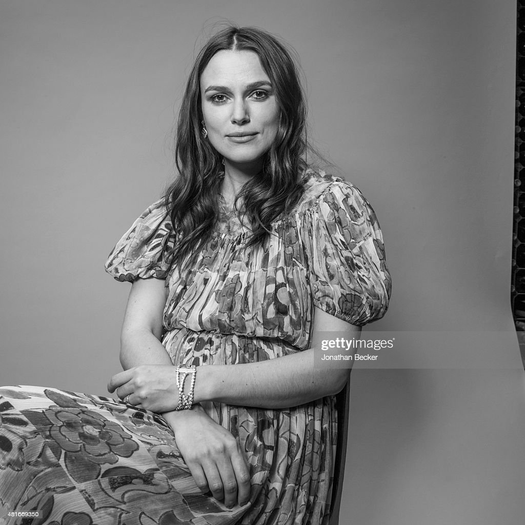 Actress Keira Knightley is photographed at the Charles Finch and Chanel's Pre-BAFTA on February 7, 2015 in London, England.
