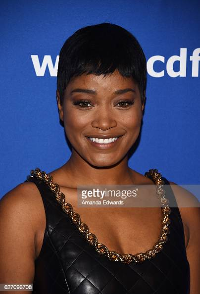 Actress Keke Palmer arrives at the Children's Defense FundCalifornia's 26th Annual Beat The Odds Awards at the Beverly Wilshire Four Seasons Hotel on...