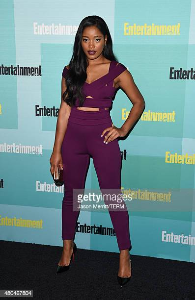 Actress Keke Palmer attends Entertainment Weekly's ComicCon 2015 Party sponsored by HBO Honda Bud Light Lime and Bud Light Ritas at FLOAT at The Hard...