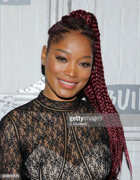 Actress Keke Palmer attends the Build Series Presents Keke Palmer Discussing 'I Don't Belong To You' at Build Studio on February 1 2017 in New York...