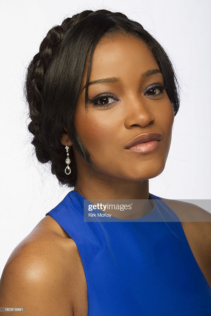 Actress <a gi-track='captionPersonalityLinkClicked' href=/galleries/search?phrase=Keke+Palmer&family=editorial&specificpeople=653121 ng-click='$event.stopPropagation()'>Keke Palmer</a> is photographed at the NAACP Image Awards for Los Angeles Times on February 1, 2013 in Los Angeles, California. PUBLISHED IMAGE.