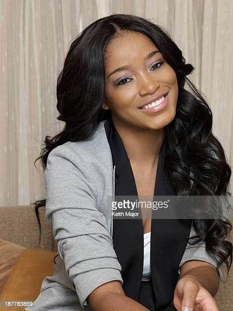 Actress Keke Palmer is photogrpahed for Rolling Out Magazine in 2011 in New York City
