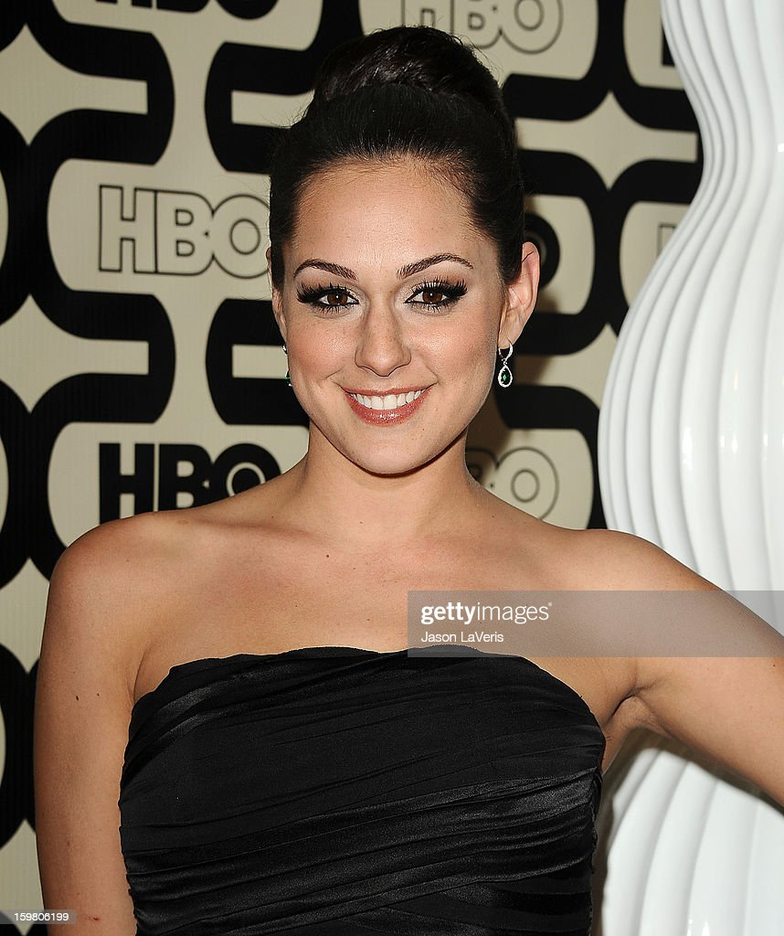 Actress Kelen Coleman attends the HBO after party at the 70th annual Golden Globe Awards at Circa 55 restaurant at the Beverly Hilton Hotel on January 13, 2013 in Los Angeles, California.