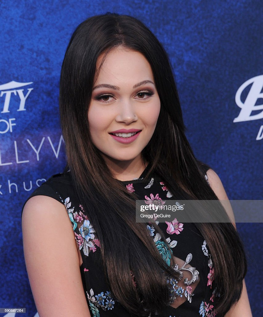 Actress Kelli Berglund arrives at Variety's Power Of Young Hollywood at NeueHouse Hollywood on August 16, 2016 in Los Angeles, California.
