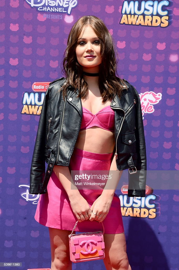 Actress <a gi-track='captionPersonalityLinkClicked' href=/galleries/search?phrase=Kelli+Berglund&family=editorial&specificpeople=8564069 ng-click='$event.stopPropagation()'>Kelli Berglund</a> attends the 2016 Radio Disney Music Awards at Microsoft Theater on April 30, 2016 in Los Angeles, California.