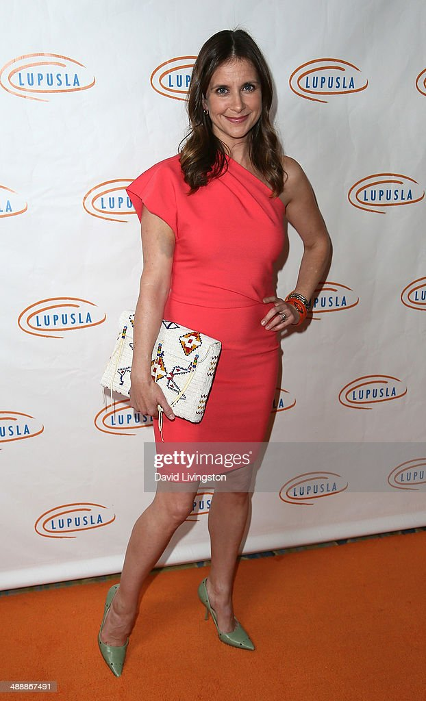 Actress Kellie Martin attends the 14th Annual Lupus LA Orange Ball at the Regent Beverly Wilshire Hotel on May 8, 2014 in Beverly Hills, California.