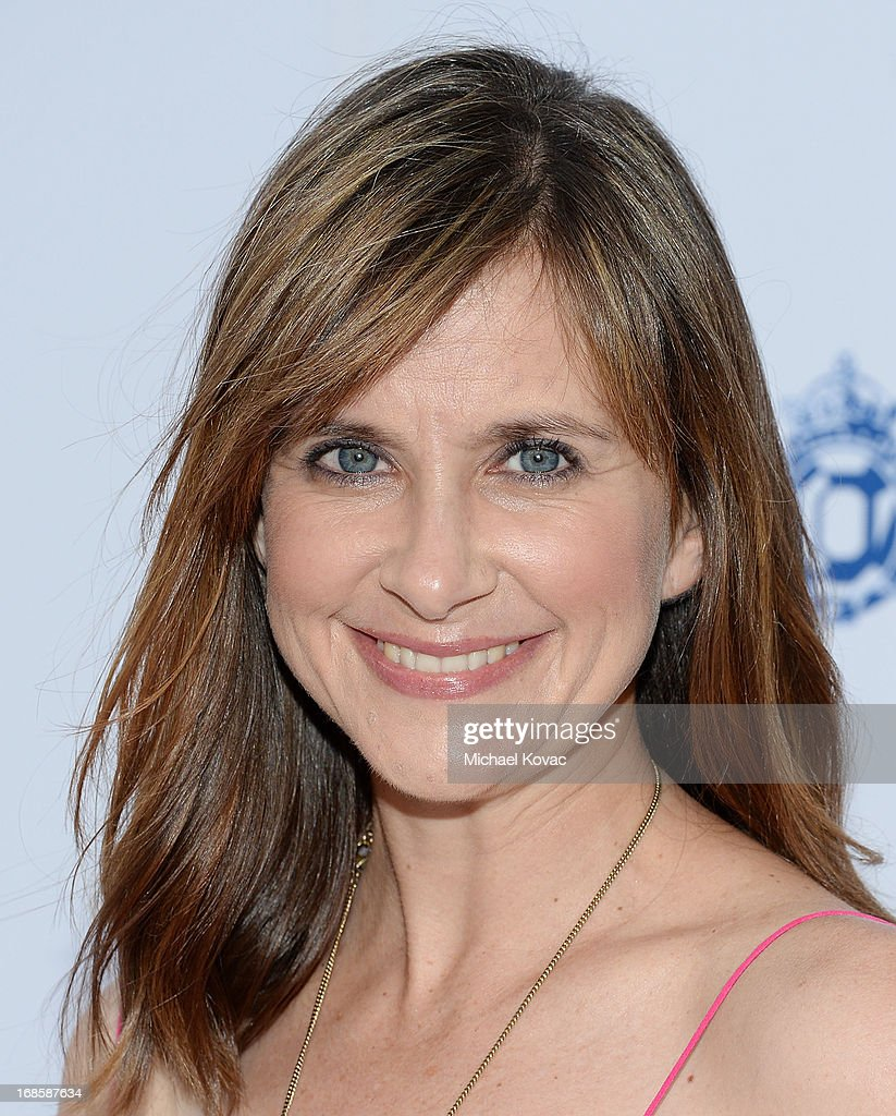 Actress Kellie Martin attends the 6th Annual Dealing For Duchenne Charity Poker Tournament at Sony Pictures Studios on May 11, 2013 in Culver City, California.