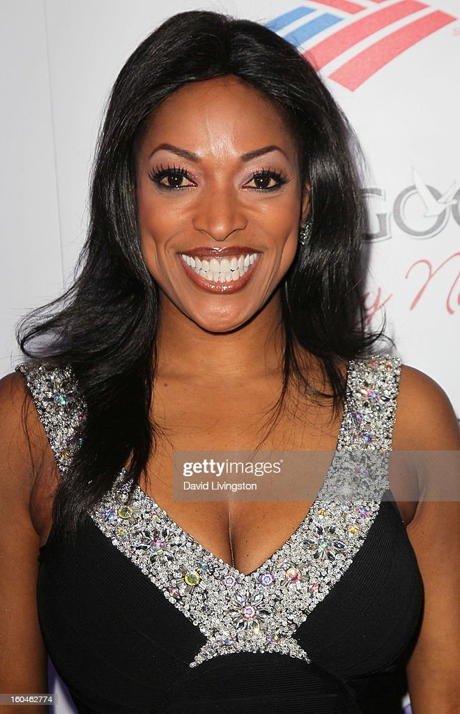 Actress <a gi-track='captionPersonalityLinkClicked' href=/galleries/search?phrase=Kellita+Smith&family=editorial&specificpeople=228025 ng-click='$event.stopPropagation()'>Kellita Smith</a> attends the NAACP Image Awards Pre-Gala at Vibiana on January 31, 2013 in Los Angeles, California.
