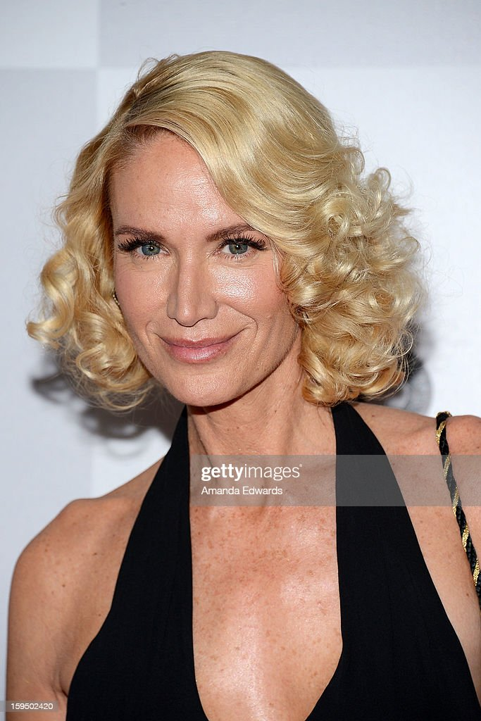 Actress Kelly Lynch arrives at the NBC Universal's 70th Golden Globes After Party at The Beverly Hilton Hotel on January 13, 2013 in Beverly Hills, California.